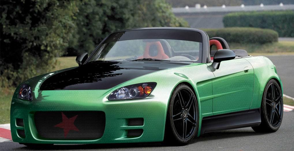 Honda S2000 (s2000 wallpapertuning)