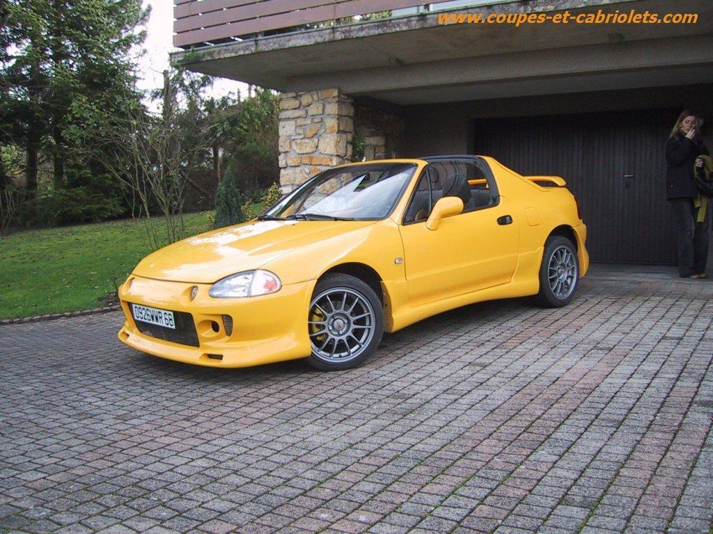 Honda Cr X >> Honda CR-X (targa)