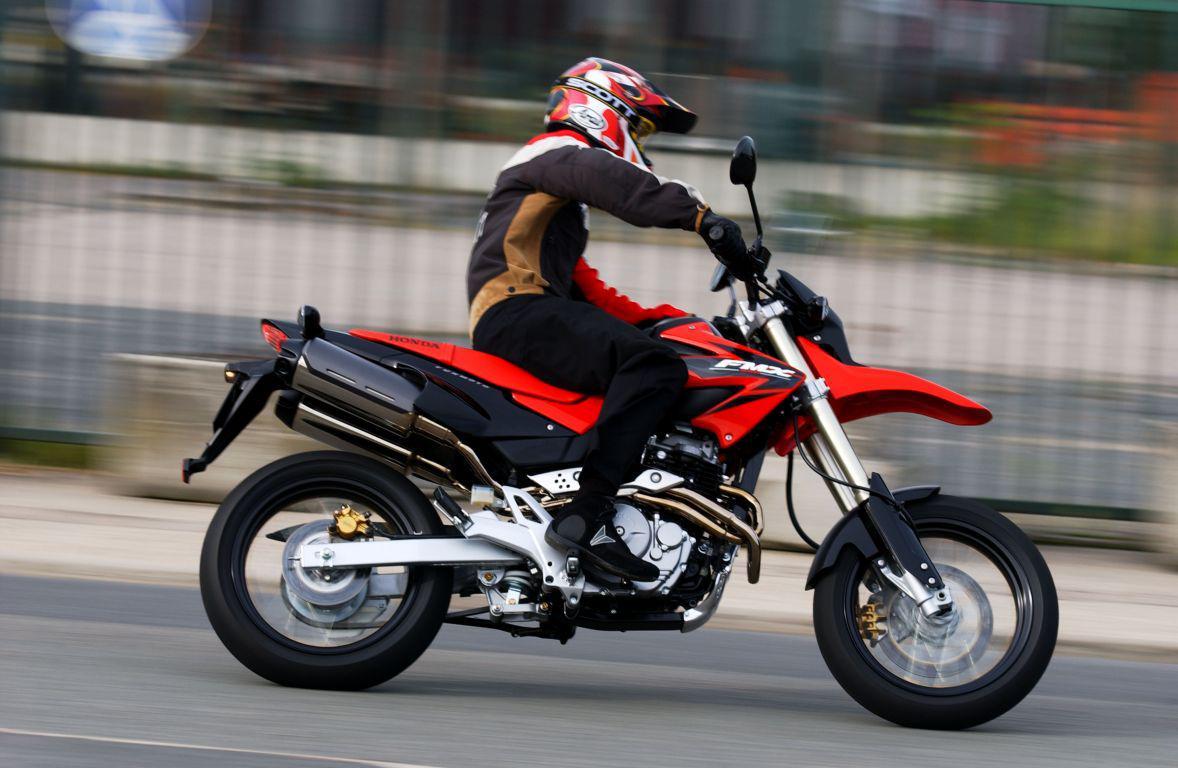 Honda Fmx 650 Fmx650 5